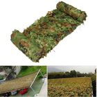 Meilleurs prix 3MX5M Hunting Camping Jungle Camouflage Net Mesh Woodlands Blinds Military Camo Cover