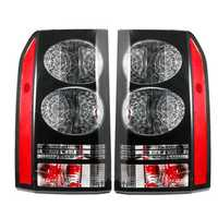 Car Rear LED Tail Light Brake Lamp with Bulb Left/Right for LAND ROVER DISCOVERY 3 & 4 2004-2016