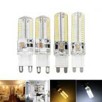 G9 3W 5W SMD3014 White Warm White LED Light Bulb AC220V AC110V