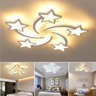 Cheap Discount Acrylic LED Ceiling Light Pendant Lamp Hallway Bedroom Dimmable Fixture Decor