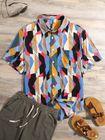 Acheter au meilleur prix Mens Short Sleeve New Fahion Casual Shirts