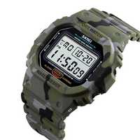 SKMEI 1471 Military Stopwatch Waterproof Men Digital Watch
