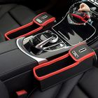 Acheter au meilleur prix Leather Car Seat Crevice Storage Bag Box Money Pot Beverage Holder Car Seat Pocket Organizer