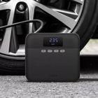 Meilleurs prix 70mai 12V Portable Car Tire Inflator Digital Display Air Pump Compressor Black Youth Version from Xiaomi Youpin