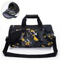 Men Gyms Bag Training Bag Sports Handbag