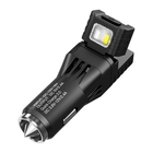 Meilleurs prix Nitecore VCL10 Quick Charge 3.0 USB Car Charger With White + Red Light Flashlight