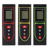 50M Digital Handheld Laser Distance Meter Range Finder Distance Measurement Laser Rangefinders