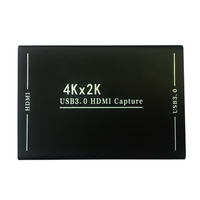 4K HD to HD Video Capture Box USB3.0 for Mobile Phone OBS Game Live Box for PC TV