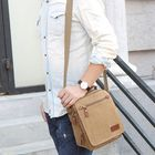 Acheter au meilleur prix Men Canvas Handbag Ipad Bag Outdoor Crossbody Bag
