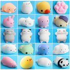 Good price Mochi Squishy Cat Kitten Seal Squeeze Cute Healing Toy Kawaii Collection Stress Reliever Gift Decor