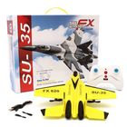 Recommandé SU-35 Helicopter Plane Toy Glider Airplane EPP Foam 3.5CH Toys