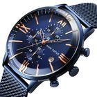 Meilleurs prix MINI FOCUS MF0236G Business Chronograph Men Quartz Watch