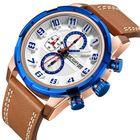 Bon prix MEGIR 2082 Waterproof Sport Calendar Men Wrist Watch