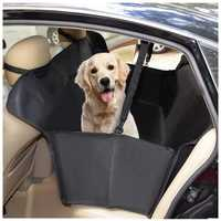 Oxford Waterproof Car Back Seat Cover Hammock Protector Cushion Mat for Pet Dog Cat