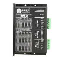 Leadshine DM856 Digital Stepping Motor Driver For Leadshine DC 80V 0.5A to 5.6A Motors