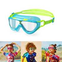TOSWIM Children Swimming Goggles Anti-Fog Rapid Drainage Breathable Comfort HD Glasses Water Sports from Xiaomi Youpin