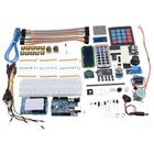 Meilleurs prix Ultimate UNO R3 LCD1602 Starter Kit With Keypad Servo Motor Gas Relay RTC Module Geekcreit for Arduino - products that work with official Arduino boards