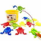 Meilleur prix 13PCS Kids Toys Jumping Game Bouncing Frog Hopper Party Favor Birthday Education