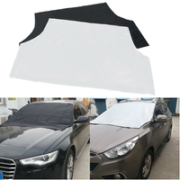 Outdoor Travel Car Sunshade SUV Magnet Windshield Cover Sun Shield Snow Ice Sun Frost Portector