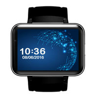 DM98 2.2Inch WIFI GPS 3G Camera Smart Watch Phone