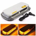 Meilleurs prix Amber 44 LED Strobe Light Car Roof Top Emergency Warning Flashlight 44W 7 Modes