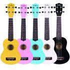 Prix de gros Enya KAKA 21 Inch Colorful Acoustic Ukulele Uke 4 Strings Hawaii Guitar Guitarra Musica Instrument for Kids and Music Beginner