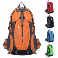 S-58203 Hiking Bag 35L Sports Backpack Casual Travel Bags Multiple Colors