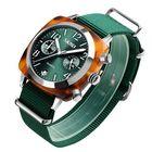 Les plus populaires SKMEI 9186 Unique Design Multi-dial Fashion Women Watch