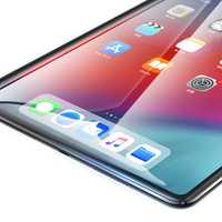 Baseus Clear/Anti Blue Light Tempered Glass Screen Protector For iPad Pro 11 Inch 2018 Fingerprint Resistant Film