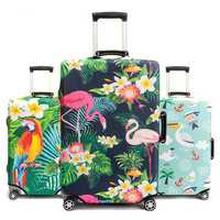 Outdoor Travel Suitcase Waterproof Cover Luggage Trolley Carry On Case Dust Protector