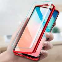 Bakeey 360° Full Body PC Front+Back Cover Protective Case With Screen Protector For Samsung Galaxy S10e/S10/S10 Plus