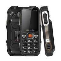 KECHAODA K112 2.4 Inch 5000mAh Power Bank With FM Flashlight Dual Camera 3 SIM Card 3 Standby Feature Phone