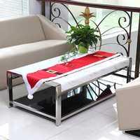 Christmas Table Runner Table Mat Set Christmas Home Decoration Cotton Tablecloth