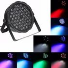Acheter au meilleur prix 3W 54 LED 160W RGBW Stage Par Lighting Music Club Disco DJ Party Bar Light