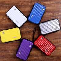 20 Colors Mini Travel Case Makeup Cosmetic Bag Handbag Lady Waterproof Portable