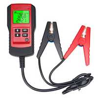 12V AE300 Digital LCD Battery Load Tester Analyzer Diagnostic Tool For Auto Car Motorcycle