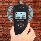 Bon prix MUSTOOL MT55 Digital Wall Scanner Detector Detecting Wire Live Cable Water Pipes Metal Materials Electronic Measuring Instruments