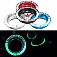 Luminous Car Ignition Key Ring Ignition Switch Decoration For Ford Kuga Focus