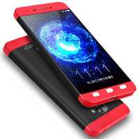 Bakeek 3 in 1 Double Dip 360° Hard PC Full Protective Case For LeEco LeTV Le 2 / LeEco LeTV Le 2 Pro