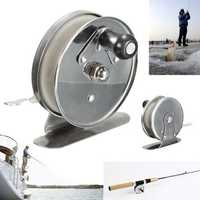 Aluminum Alloy Salt Water Sea Ice Fishing Spinning Reels Gear High Speed 4#/70m