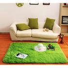 Meilleurs prix 70x140cm Bedroom Living Room Soft Shaggy Anti Slip Carpet Absorbent Mat