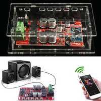 Geekcreit® TDA7492P 50W+50W Wireless bluetooth 4.0 Audio Digital Amplifier Board With Case