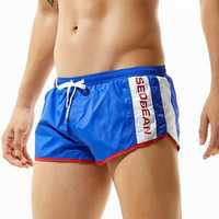 SEOBEAN Summer Casual Lounge Home Sport Arrow Pants Shorts