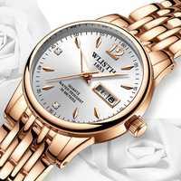 Fashion Business Ladies Dress Women Quartz Watch