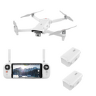 Meilleurs prix Xiaomi FIMI X8 SE 2020 8KM FPV With 3-axis Gimbal 4K Camera GPS RC Drone Quadcopter RTF Two Batteries Version