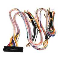 Wiring Harness Cable Replacement Parts Assemble For Arcade Jamma Board Machine Game Console