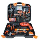 Meilleurs prix 120Pcs Electric Impact Drill Wood Working Set Multifunctional Maintenance Tools