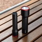 Prix de gros BEEBEST F8/F10 500LM/1000LM 2000mAh/5000mAh USB Rechargeable Mini Household Powerful LED Flashlight Set from XIAOMI Youpin with 18650/26650 Battery & Charger