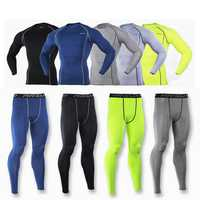 PRO Sports Training Fast Dry Suit Pants Elastic Fitness Underwear Lovers Suit