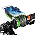 Recommandé ROCKBROS Multifunction Bicycle Phone Holder Bike Light bluetooth Audio Powerbank Cycling Ring Bell Integrated USB Charger Bike Accessories